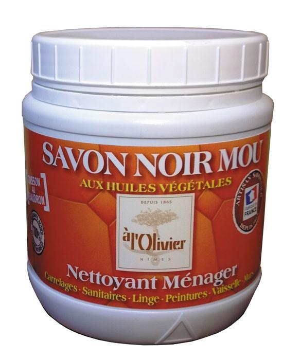 Savon noir mou - Pot 750 g