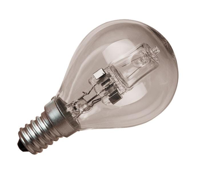 Lampes halogène éco 30%