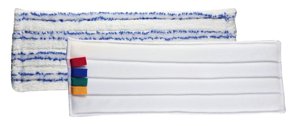 Frange Microfibre Soft  Velcro 40cm