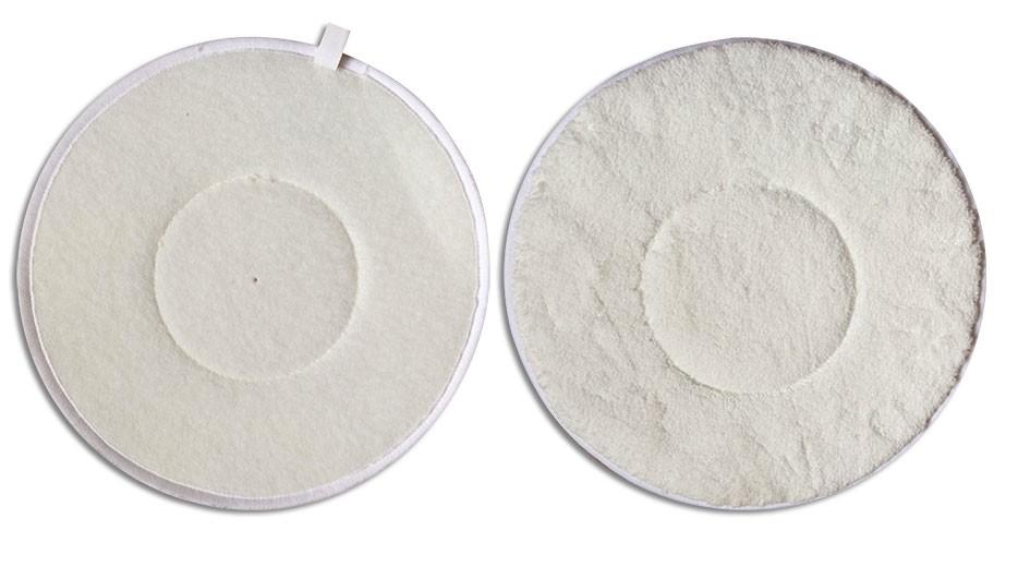 Disque microfibre recommandé pour le lavage des sols Carton de 5