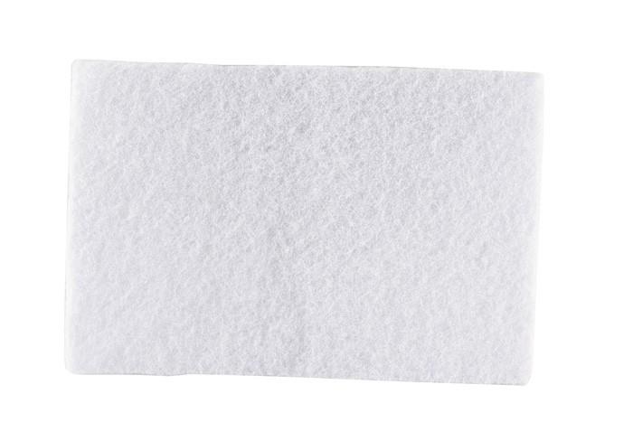 Tampon blanc  - Sachet 10